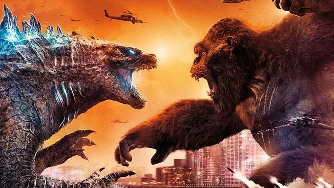 รีวิวหนังเรื่องgodzilla Vs Kong