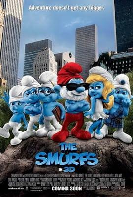 The Smurfs (2011) เดอะ สเมิร์ฟ